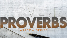 Family Matters (Book of Proverbs)